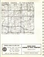 Map Image 002, Berrien County 1964
